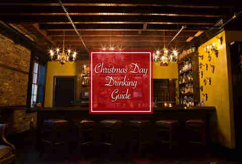 10 Charleston Bars That Are Open on Christmas Day