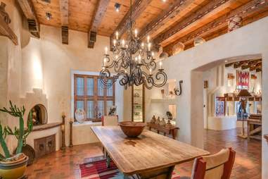 New Mexico mansion