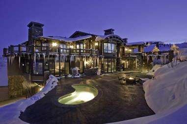 Utah mansion
