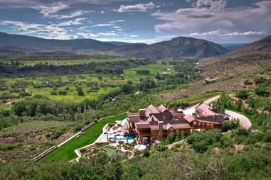 Colorado mansion