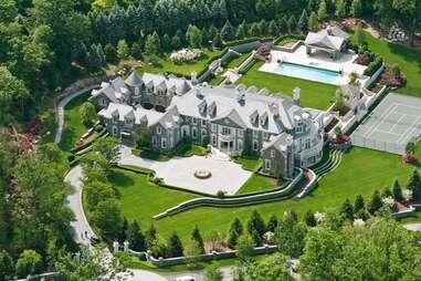 NJ mansion