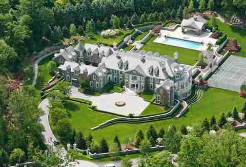NJ mansion