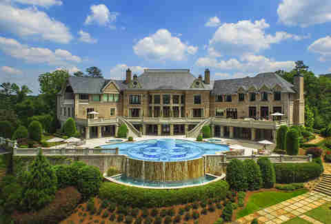 Georgia mansion