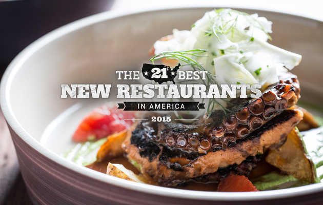 The Best New Restaurants in America