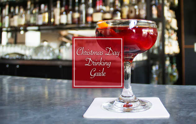 15 Dallas Bars Open on Christmas Day