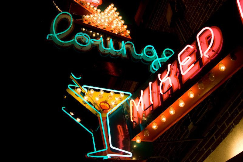 Pete S Satire Restaurant Lounge A Denver Co Bar