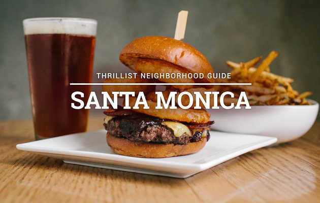 The Definitive Santa Monica Dining Guide