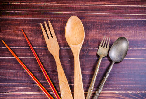 History of Chopsticks, Forks, Spoons, and Sporks - Who Invented the