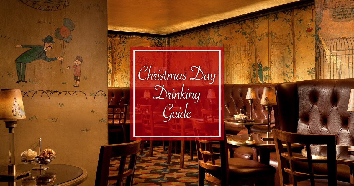 Nyc Bars Open On Christmas Day 2015 Thrillist