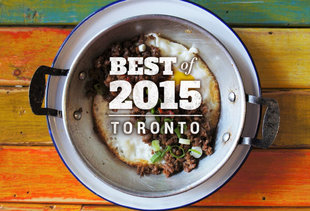 Thrillist Toronto's Best of 2015 Awards