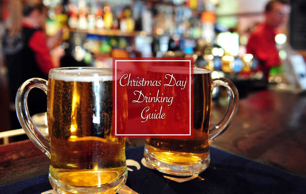 10 Pittsburgh Bars That Are Open on Christmas Day