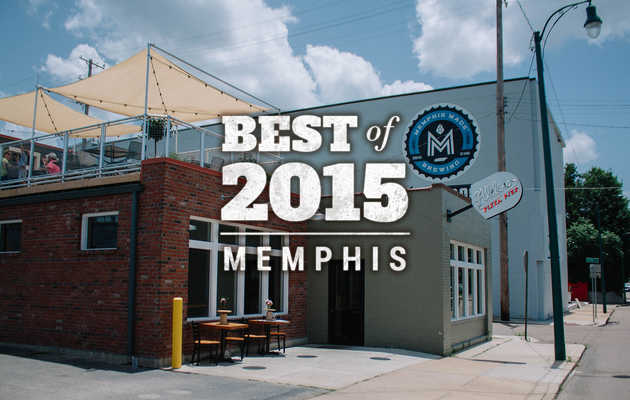 The Thrillist Awards: Memphis' Best Food & Drink of 2015