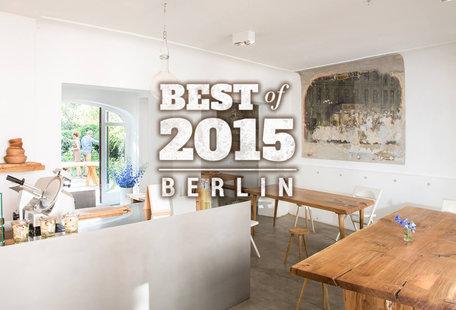 The Thrillist Awards: Berlin\'s Best New Food & Drink of 2015