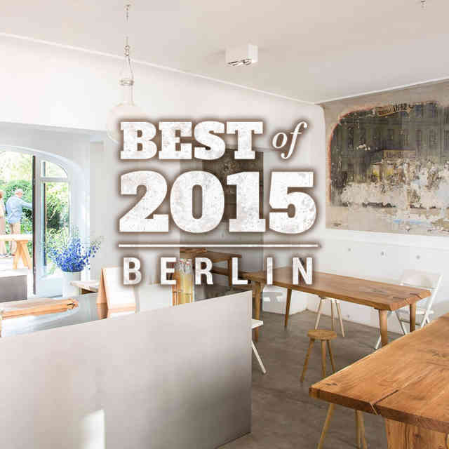 The Thrillist Awards: Berlin\'s Best New Food & Drink of 2015