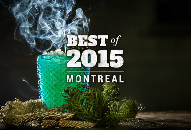 The Thrillist Awards: Montreal\'s Best New Food & Drink of 2015