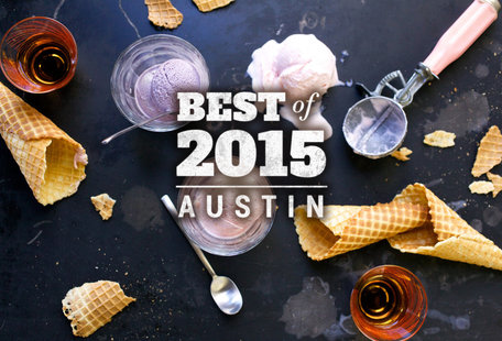 The Thrillist Awards: Austin's Best New Food & Drink of 2015