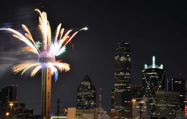 10 Dallas New Year's Resolutions