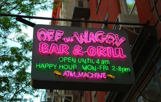 Off The Wagon Bar & Grill