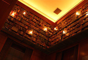 The Library at Hudson Hotel
