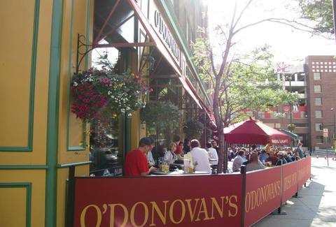 O'Donovan's Irish Pub, Minneapolis Irish Bars