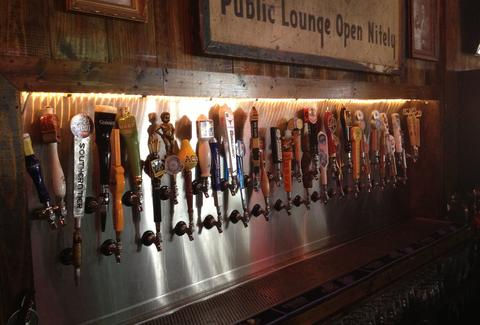 little woodrow's tap selection houston