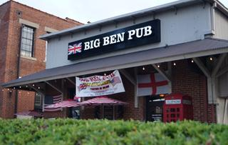 Big Ben British Pub & Restaurant