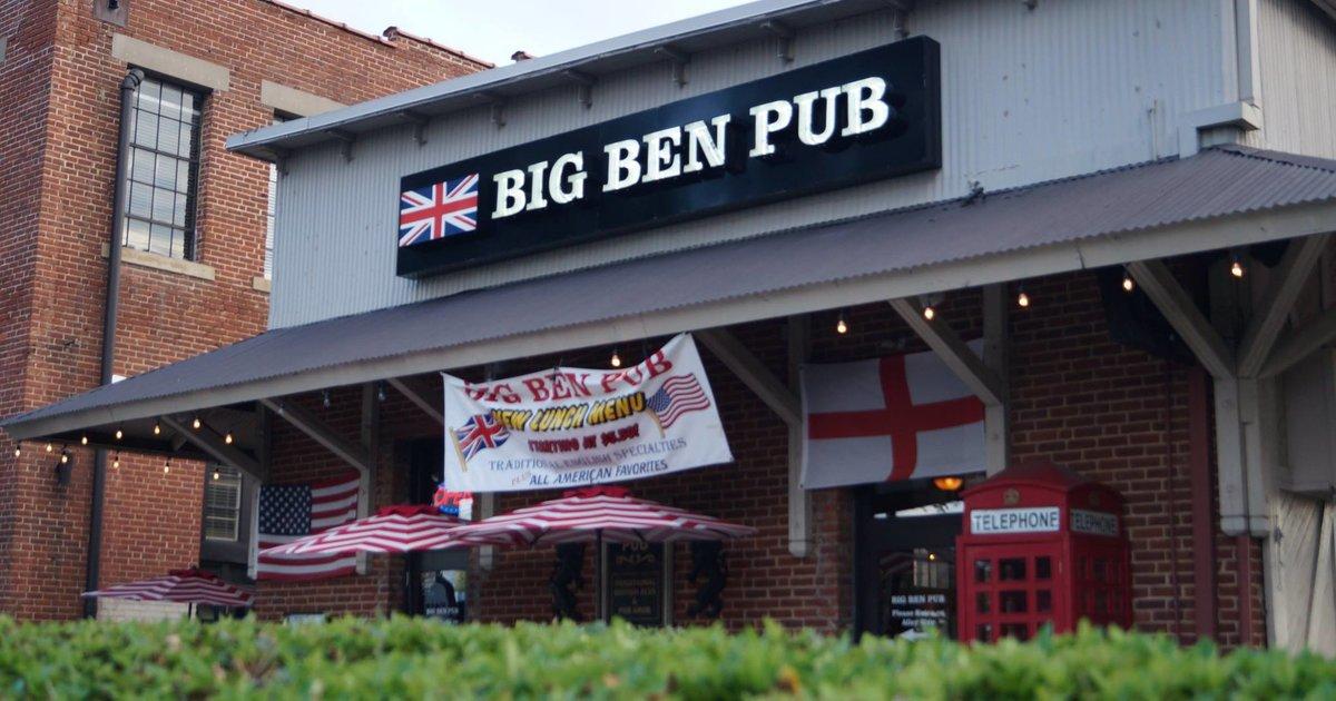 Big Ben British Pub & Restaurant: A Charlotte, NC Bar.