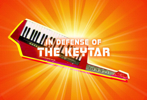 Keytars Rule - Defending Music's Least Respected Instrument - Thrillist
