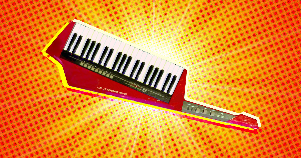 Keytars Rule - Defending Music's Least Respected Instrument