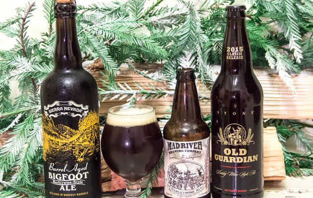 Barleywine Is the Best Winter Beer. Here's Why.