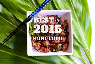 The Thrillist Awards: Honolulu's Best Food & Drink of 2015