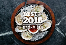 The Thrillist Awards: Nashville's Best New Food, Drink & Everything Else