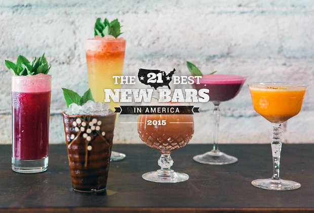 The Best New Bars in America