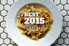 The Thrillist Awards: Charlotte's Best New Food & Drink of 2015
