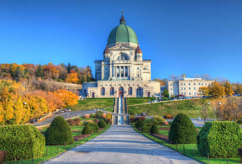 Beautiful Montreal Places