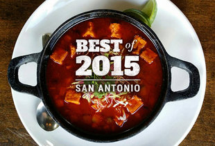 The Thrillist Awards: San Antonio's Best New Food & Drink of 2015