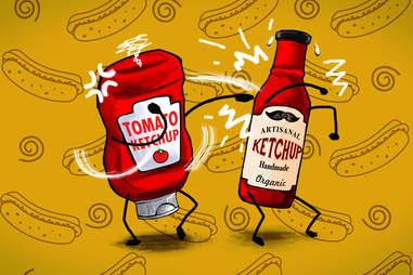 artisanal ketchup