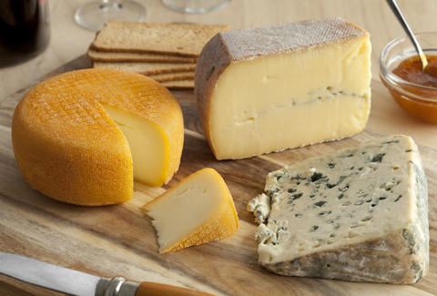 Lactose Intolerance Diet: The Best Cheeses to Eat if You're