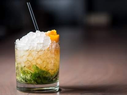 Last Word cocktail San Antonio