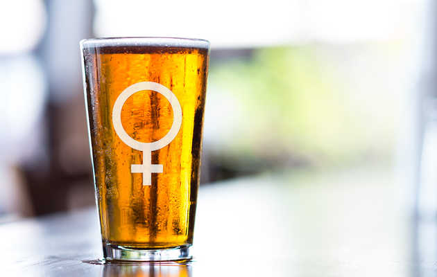 10 Badass Women Behind the Scenes in Craft Beer