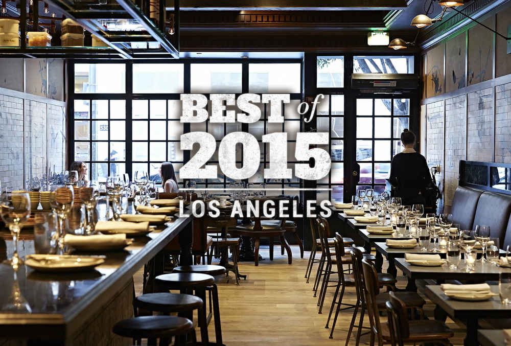 Los Angeles Best New Food And Drink 2017 Thrillist