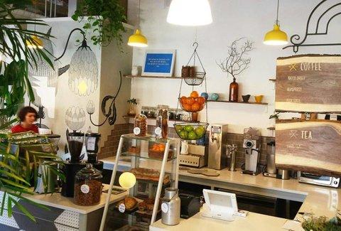 Stowaway Coffee Kitchen A Denver Co Bar