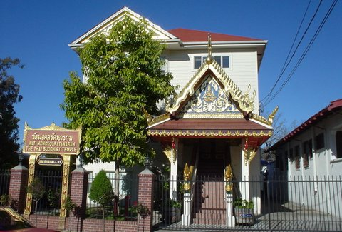 Wat Mongkolratanaram Buddhist Temple A San Francisco Ca