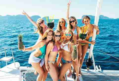 Yacht week croatia girls for dating. Dating for one night.