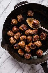 Vietnamese meatballs
