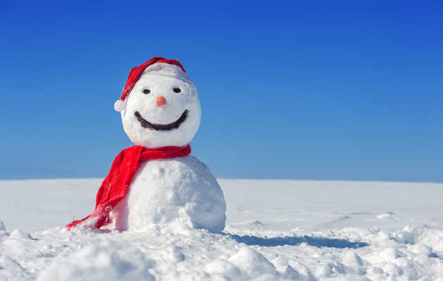A Guide to Staying Ridiculously Happy This Winter