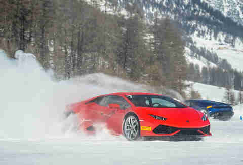 10 best cars for winter driving thrillist. Black Bedroom Furniture Sets. Home Design Ideas