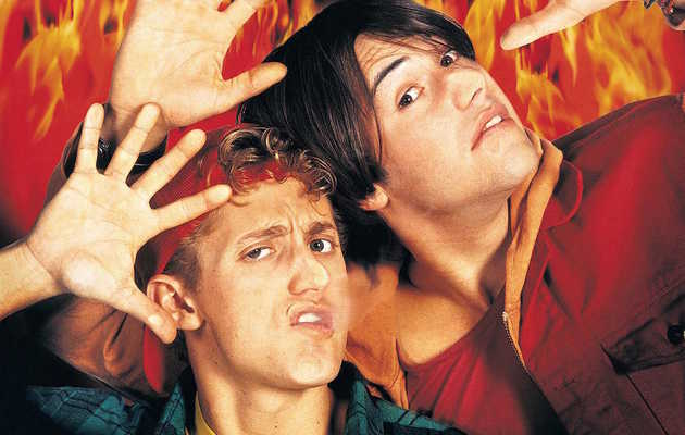 4 Highly Plausible 'Bill & Ted's Bogus Journey' Theories You Need to Hear