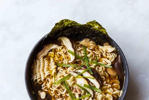 Ramen -- Thrillist Recipes