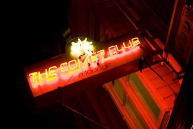 comet club